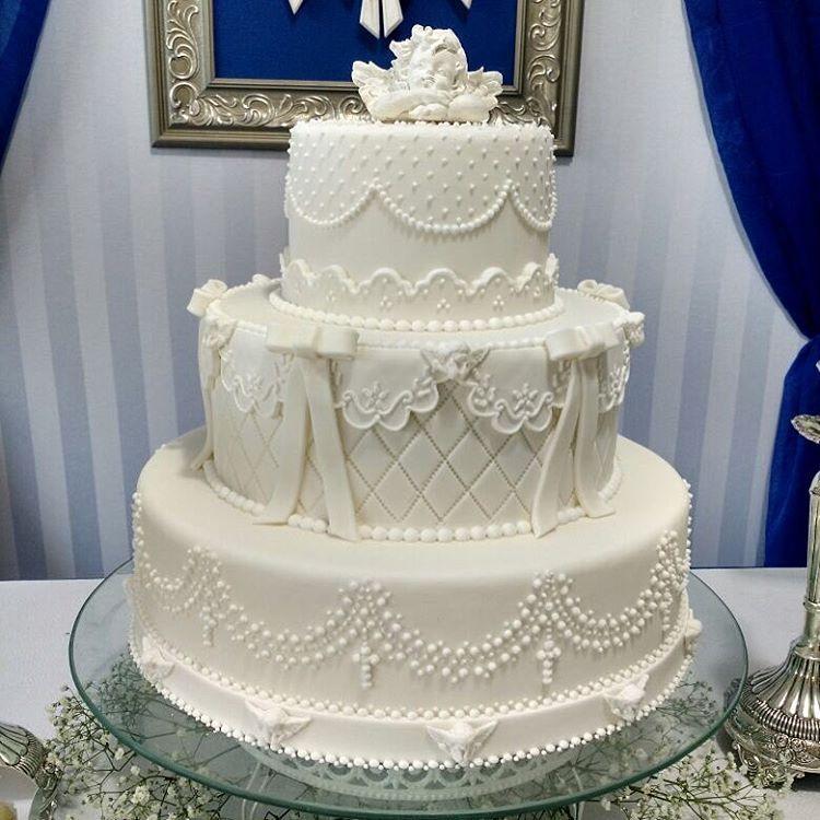E o bolo!