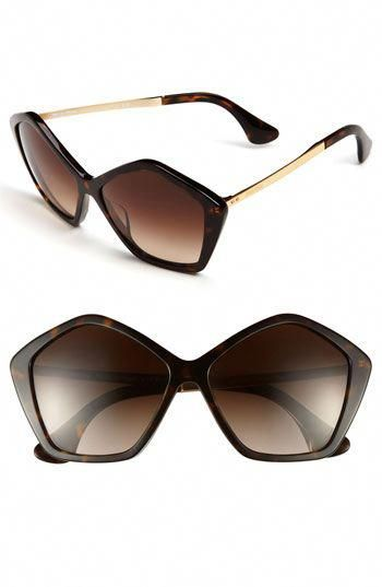 5291522d0c3 Miu Miu  Culte Collection  Geometric Sunglasses