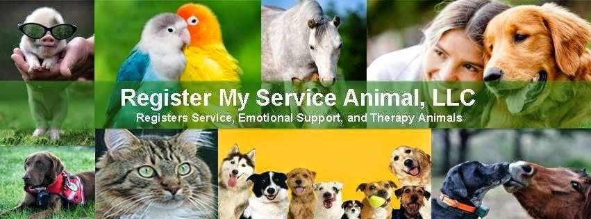 Register My Service Animal No Dispute Easy Registration