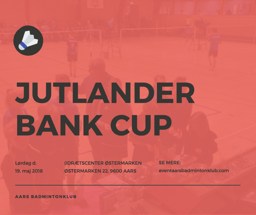 Jutlander Bank Cup 2018 Nyheder