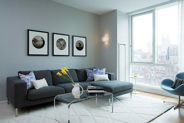 120 Wohnzimmer Wandgestaltung Ideen!   Wohnzimmer Ideen ...