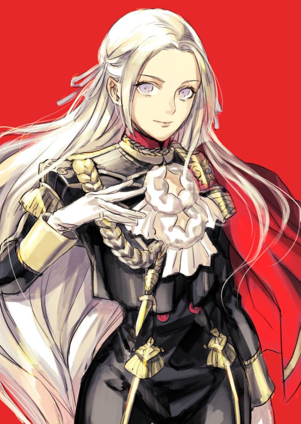 Edelgard von Hræsvelgr Fire Emblem Fuuka Setsugetsu