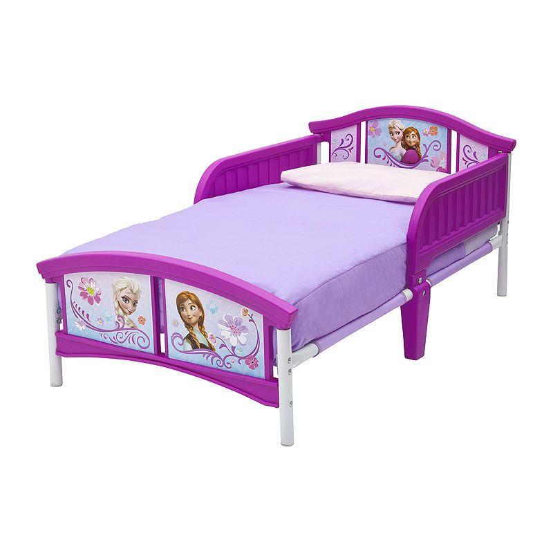 Delta Children S Products Frozen Toddler Bed Toddler Bed Frame