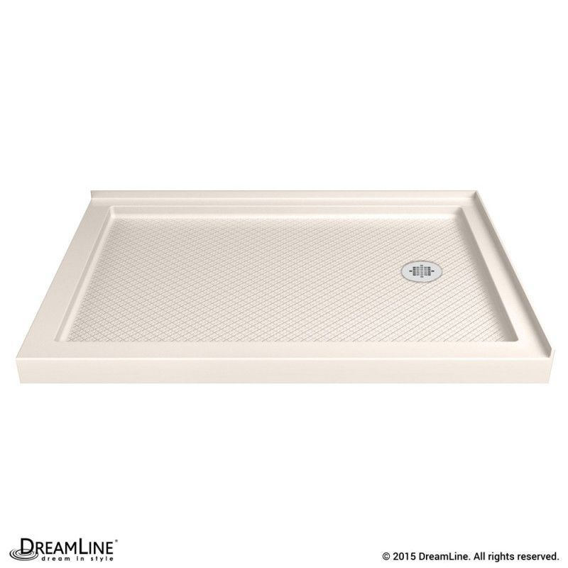 Dreamline Dlt 1034482 Shower Base Shower Installation Shower Pan