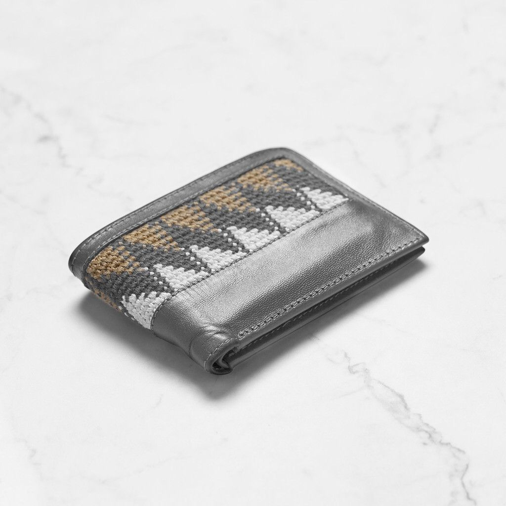 Peruvian Leather Wallet
