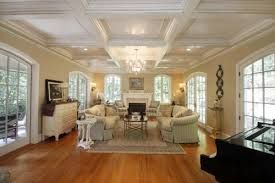 coved ceiling living room - Google Search