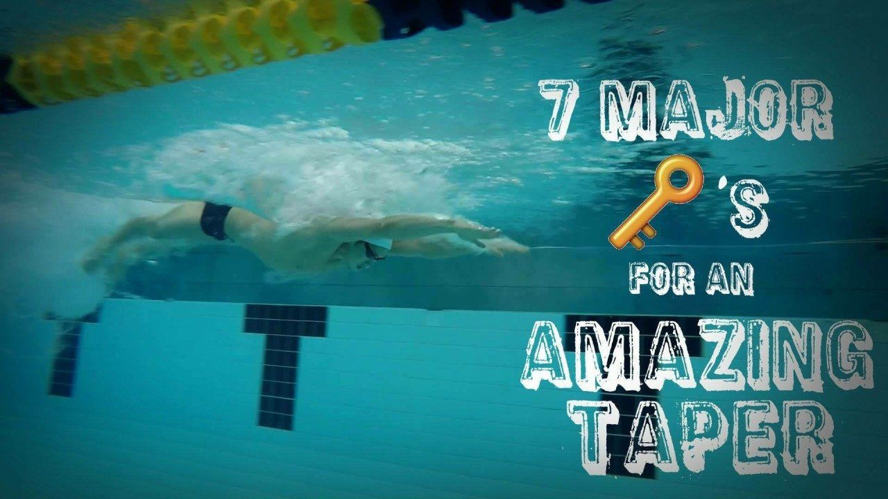 7 Keys to a Successful Taper (with Club Wolverine Elite