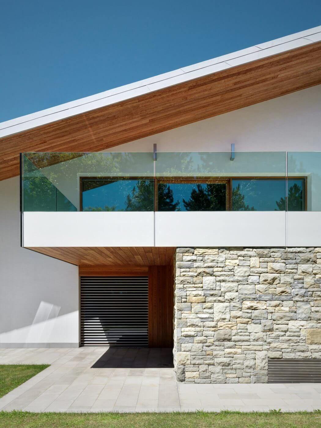 Colori Per Facciate Case villa carber by buratti architetti (con immagini)   design