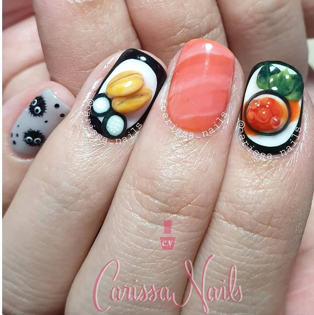 Art Nails Saginaw Instagram 2020 Tirnak Sanati Kolay Oje
