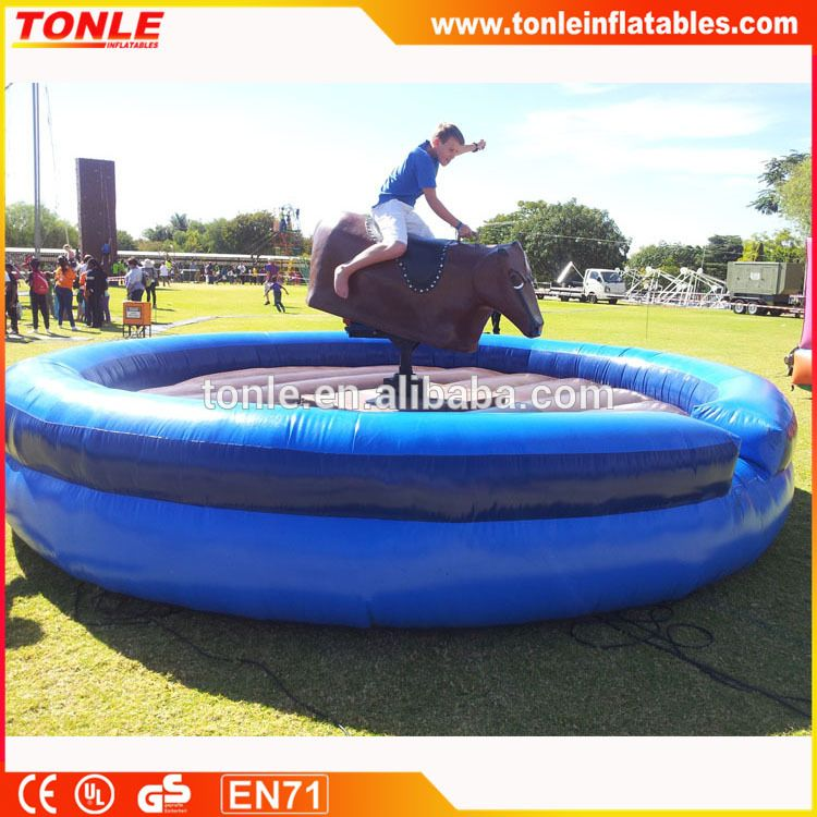 Best quality inflatable mechanical bull rodeo for sale#mechanical bull for sale#mechanical bull
