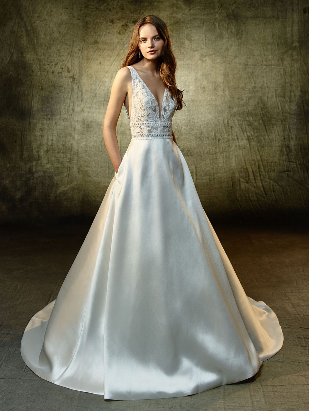 Lilybeth Blue By Enzoani 2019 2019 Blue By Enzoani Collection In