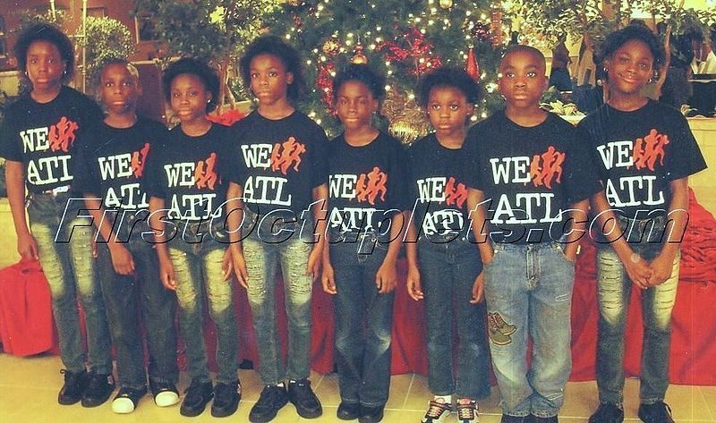 The Chukwu Octuplets Were The First Live Born Set Of Octuplets