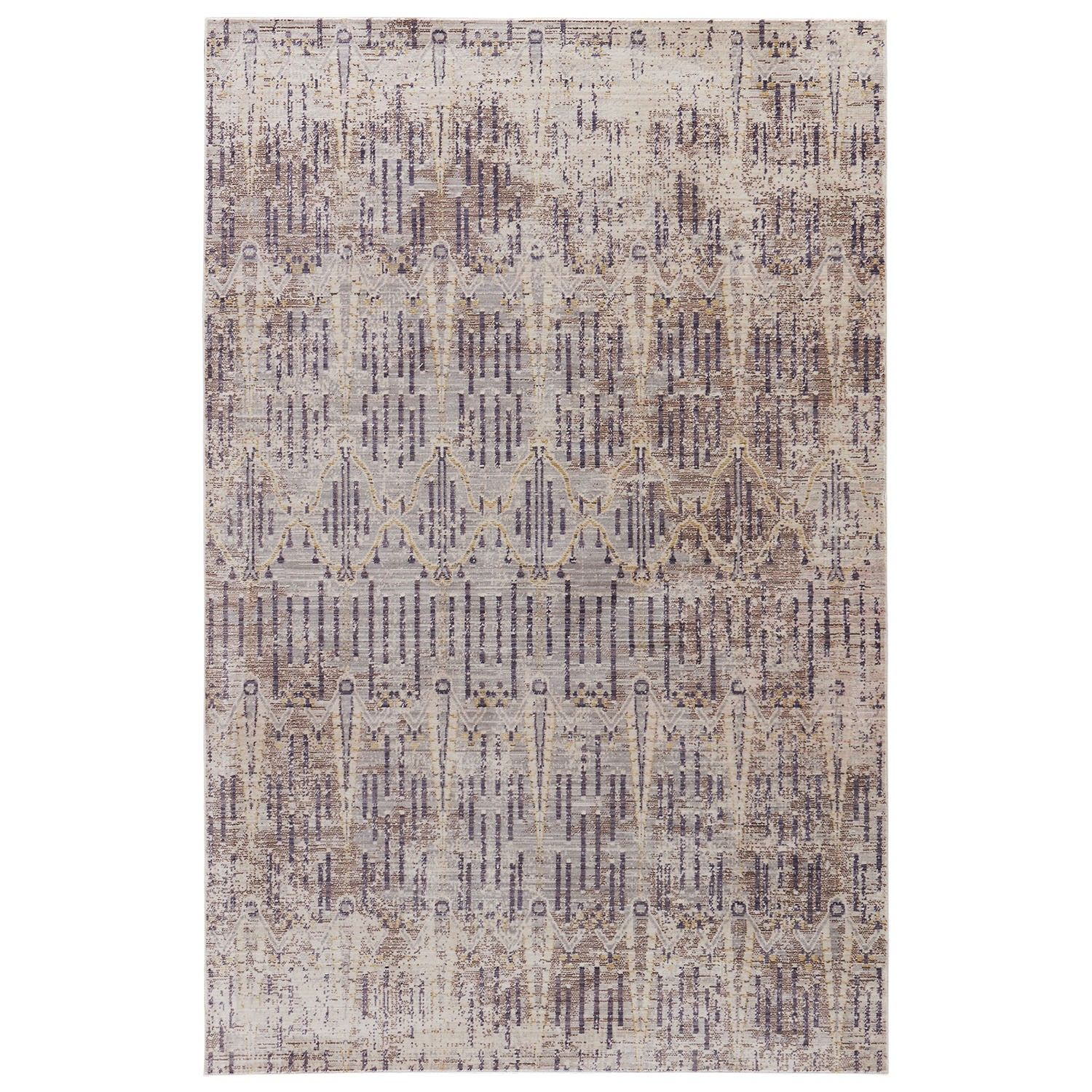 The faded, antique style of our Tularue rug makes a space feel elegant and  exquisite