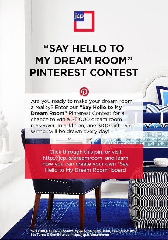 Dream Room contest
