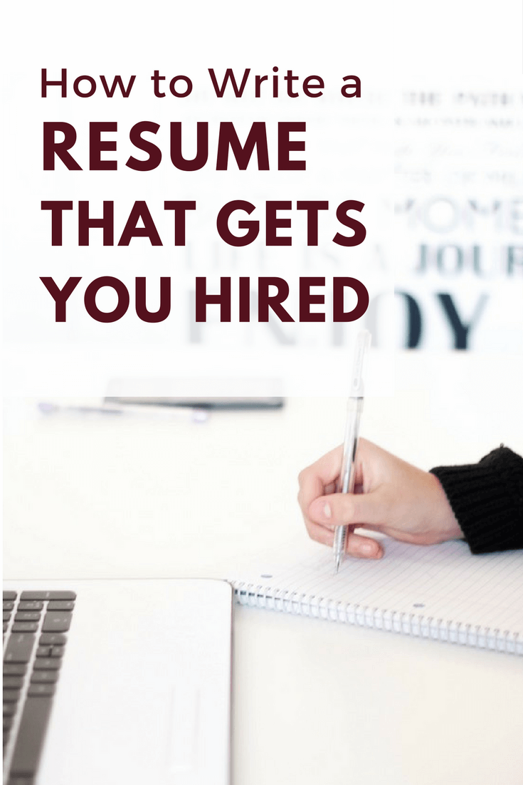 Write A Resume That Gets You Hired  Common Resume Mistakes To