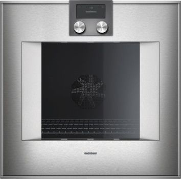 Gaggenau Bo450611 24 Inch Single Electric Wall Oven With 3 2 Cu