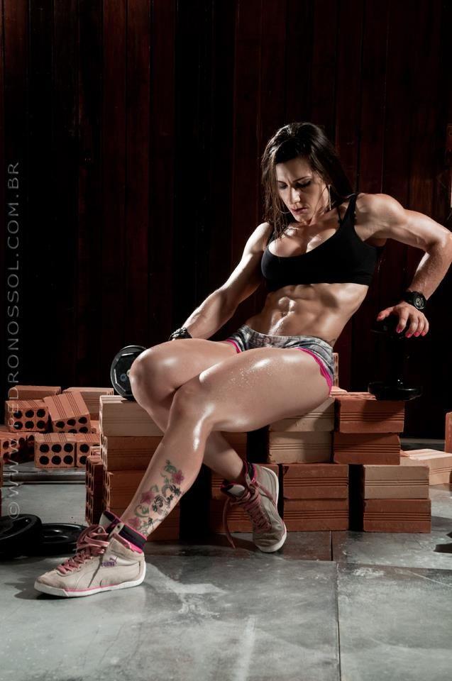 Pin On Female Bodybuilding Amp Fitness