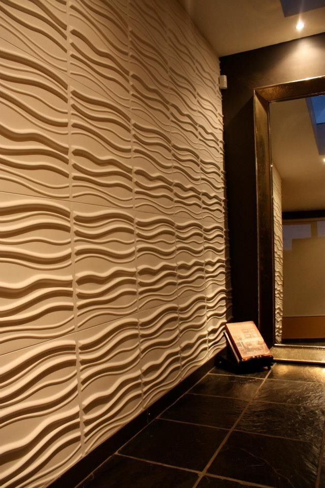 Decorative Wall Panels For Living Room: 3D Wall Panels-Sands Design