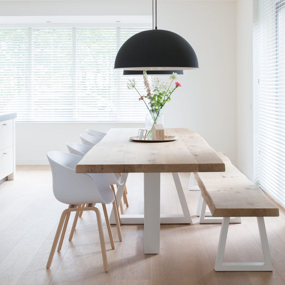 32 More Stunning Scandinavian Dining Rooms: Another Stunning Example Of How Our Eiffel Chairs Make Any