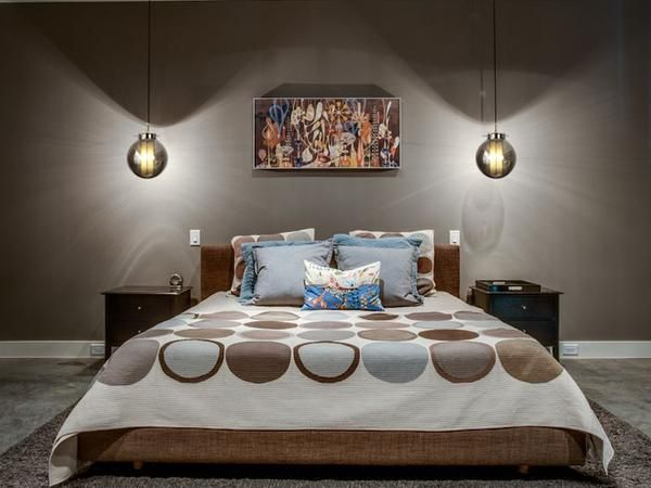 Trends To Try Bedside Hanging Lights With Images Hanging Bedroom Lights Bedside Pendant Lights