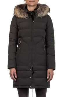 Parajumpers Damen Daunen Kurzmantel LIGHT LONG BEAR olive