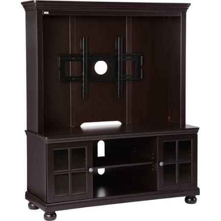 Better Homes And Gardens Tv Stand With Hutch Espresso