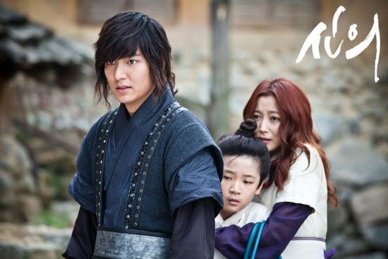 [Photo] Lee Min Ho – The Great Doctor (Faith) Official ...