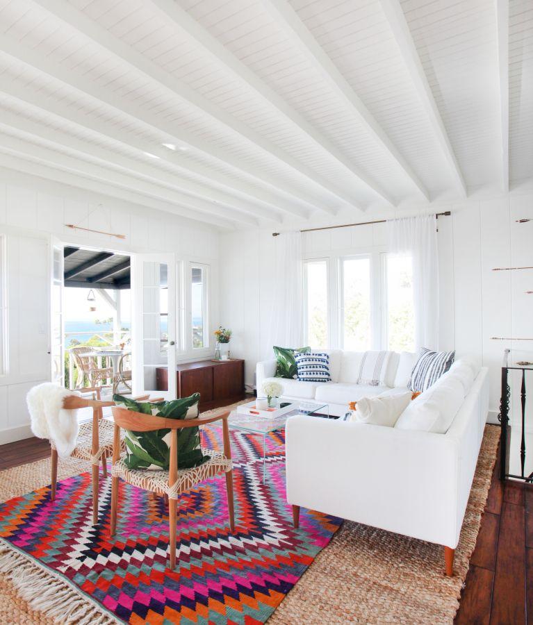 Laguna Beach Bungalow Coastal Style Home Decor Bungalow Home