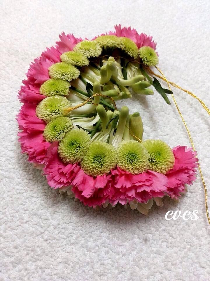 Floral Venis Bridal Hair Flowers Bridal Hair Decorations
