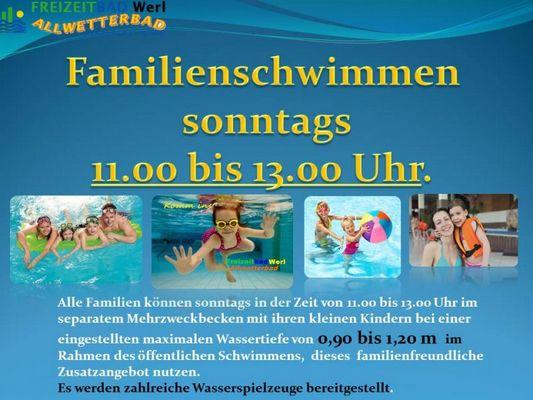 schwimmbad werl animation mit den kids im https wwwfreizeitbad werlde schwimmen pinterest werlau adresse