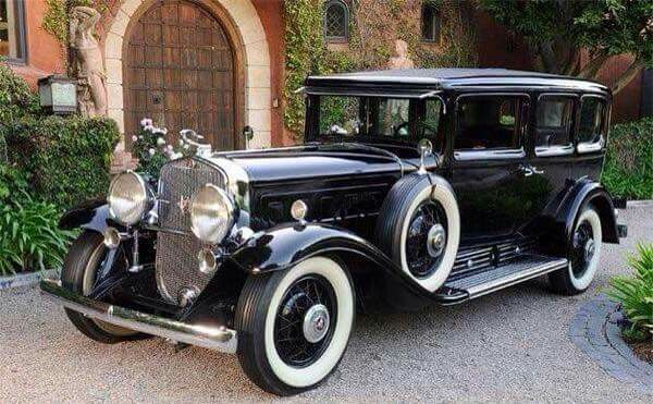 1930 Cadillac V16 452 Armored Imperial Sedan by Fleetwood, once owned by the notorious Al Capone