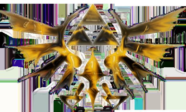 Zelda Symbol Triforce