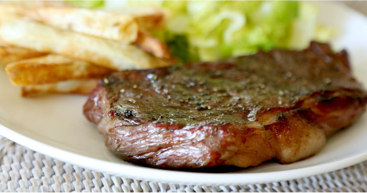 The Best Way to Cook Steak on Charcoal Grill | POPSUGAR Food