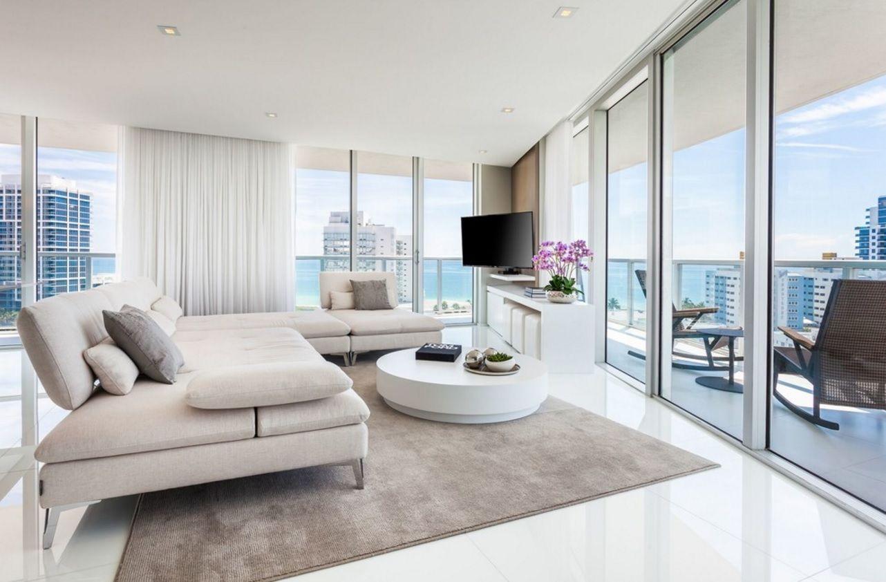 Living Room Inspiration 120 Modern Sofas By Roche Bobois: Scenario Sofa Designed By Sacha Lakic