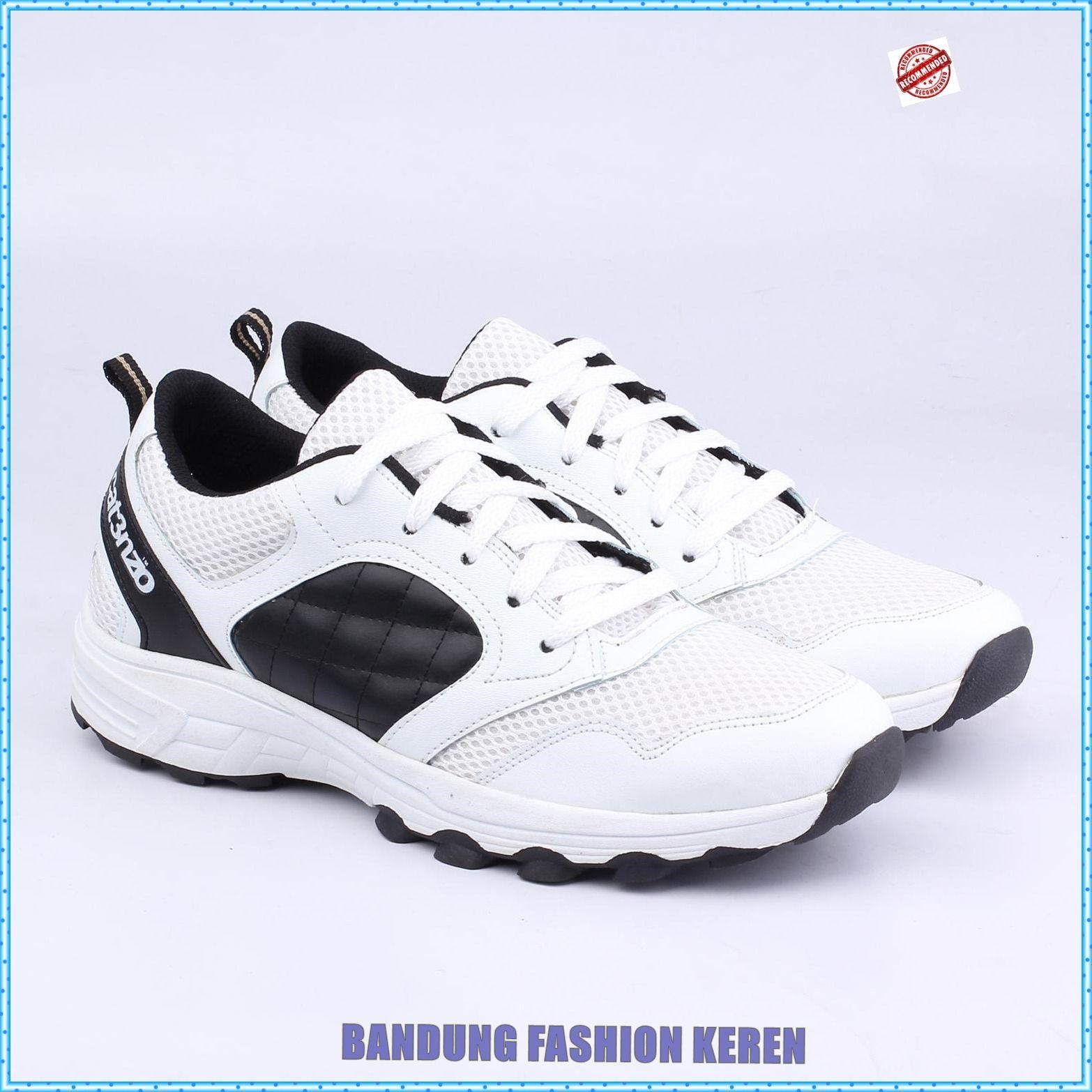 Sepatu Sport Pria Tf 138 Produk Fashion Handmade Terbaik 100