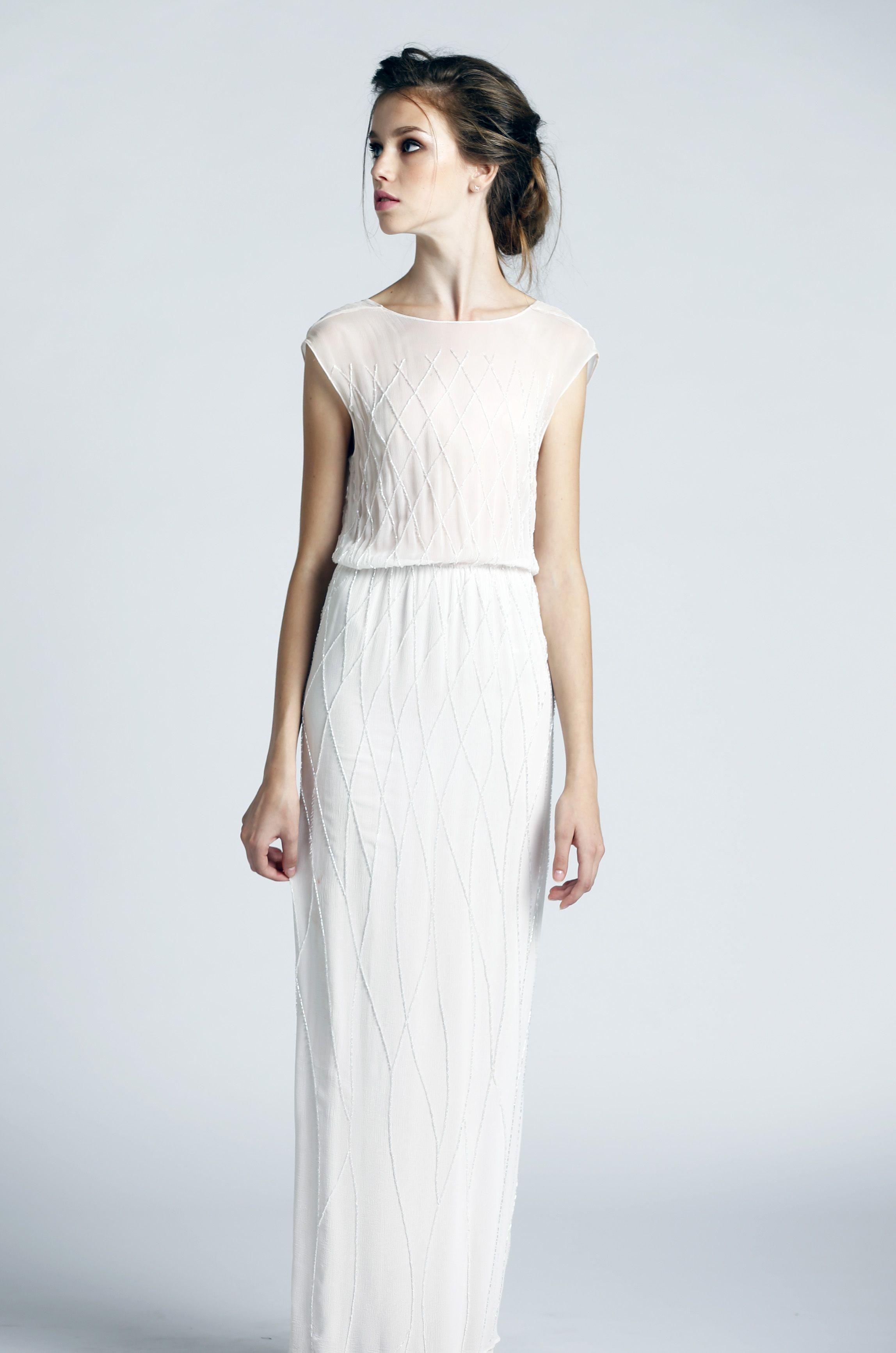 Pin by Steve Anthony on Tiffany Keller | Fashion, White