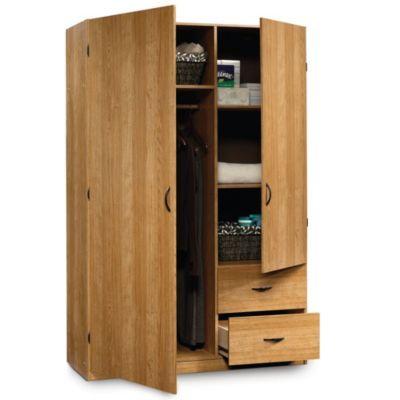 Sauder® 2-Door, 2-Drawer Wardrobe - Sears   Sears Canada   Online ...