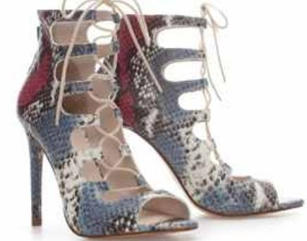 f2ae119c233 Zara Snake Skin Heels | Shoes | Zara heels, Snakeskin heels, Boots