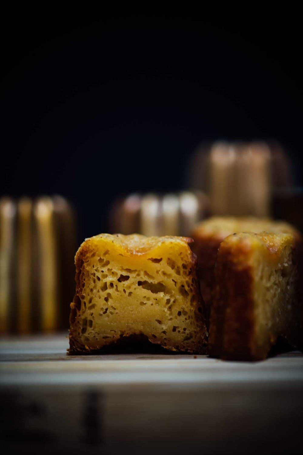 cardamom and orange Cannelé  | A Brown Table