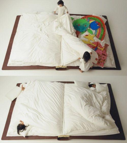 MAMMACHECASA!: Book Bed by Iusuke Suzuki
