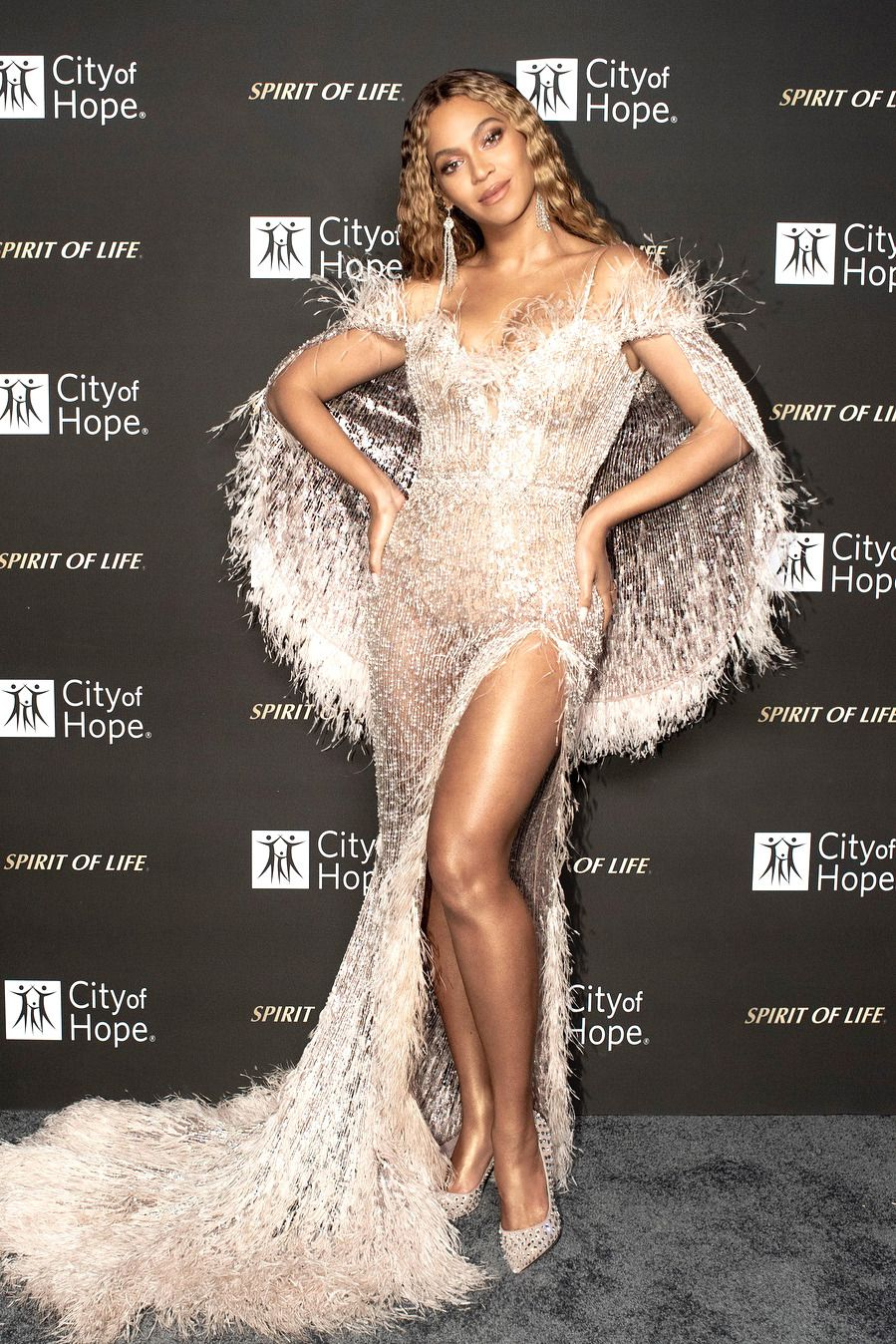 "eb58a1f10f7c beyhive4ever ""Beyoncé at City of Hope Gala"""