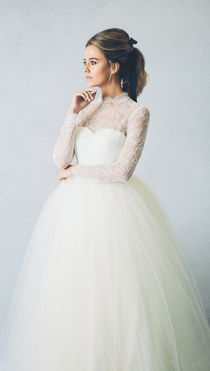 Fashion women women pinterest wedding dress tulle amelia