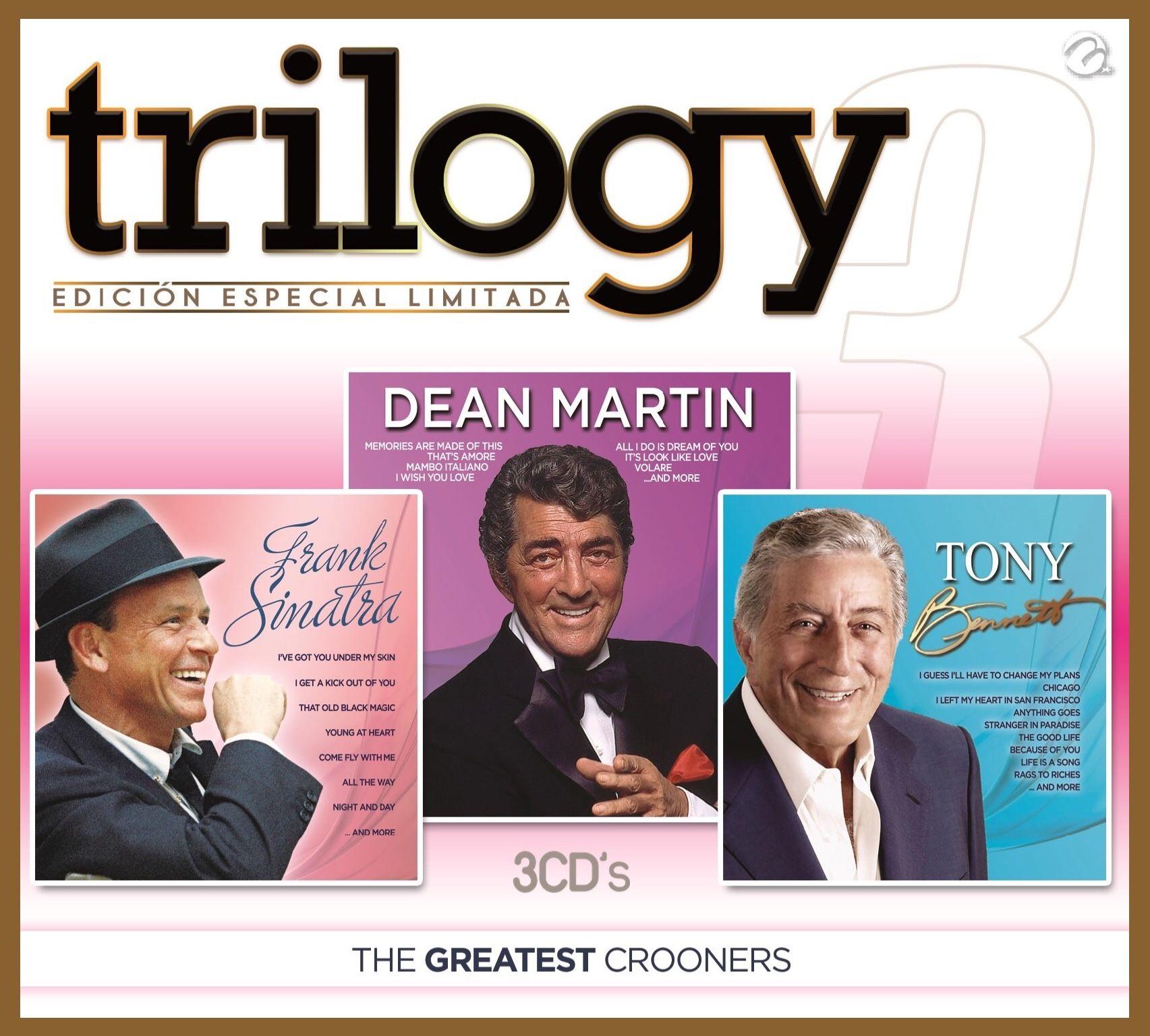 Trilogy Frank Sinatra Dean Martin Tony Bennett Edicion