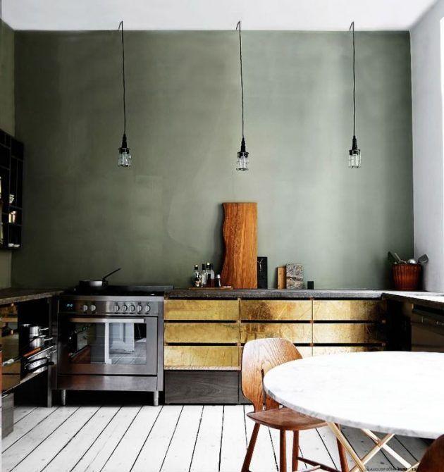 Tendance deco le gris vert | Interiores