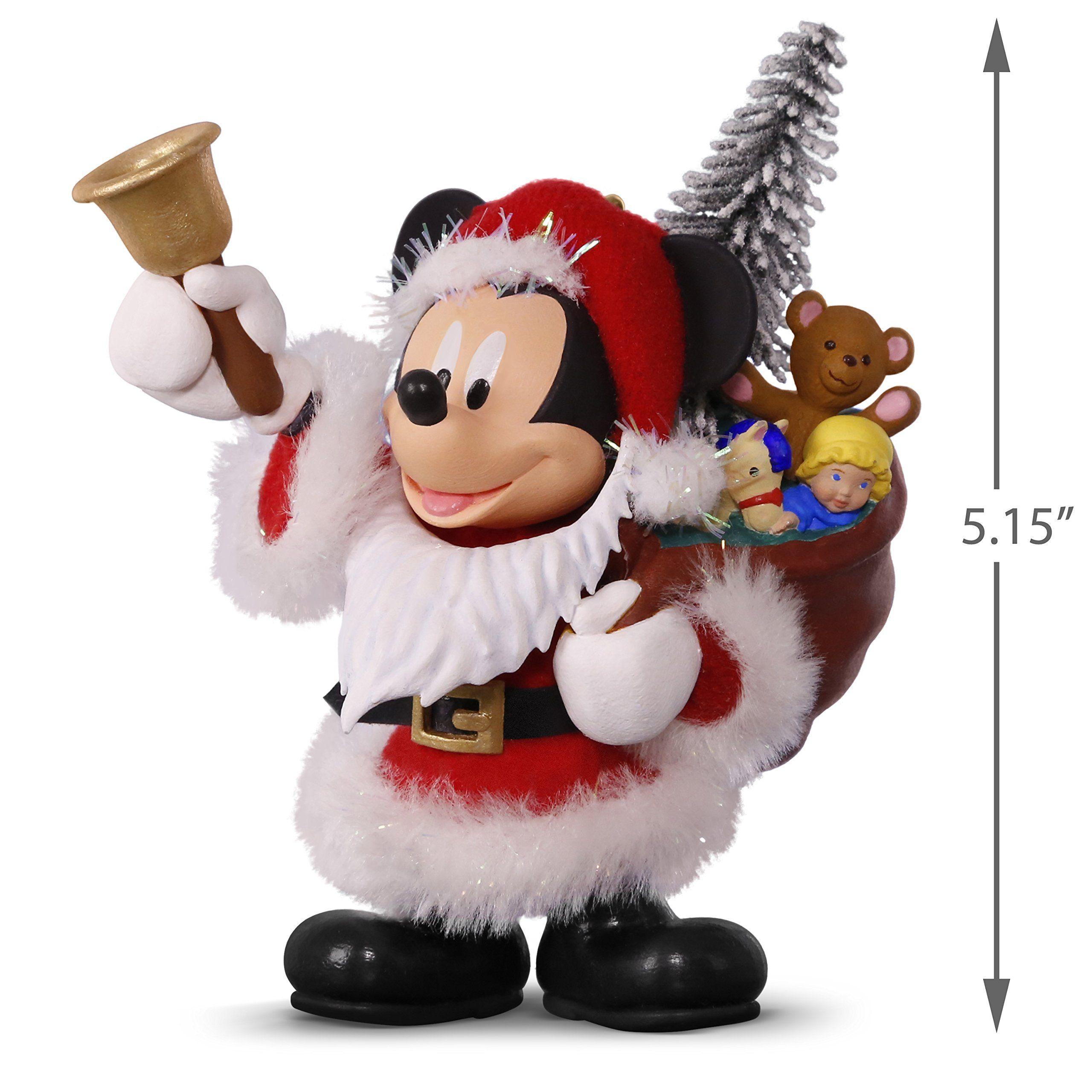 Hallmark Keepsake 2017 Disney Mickey Mouse Here Comes