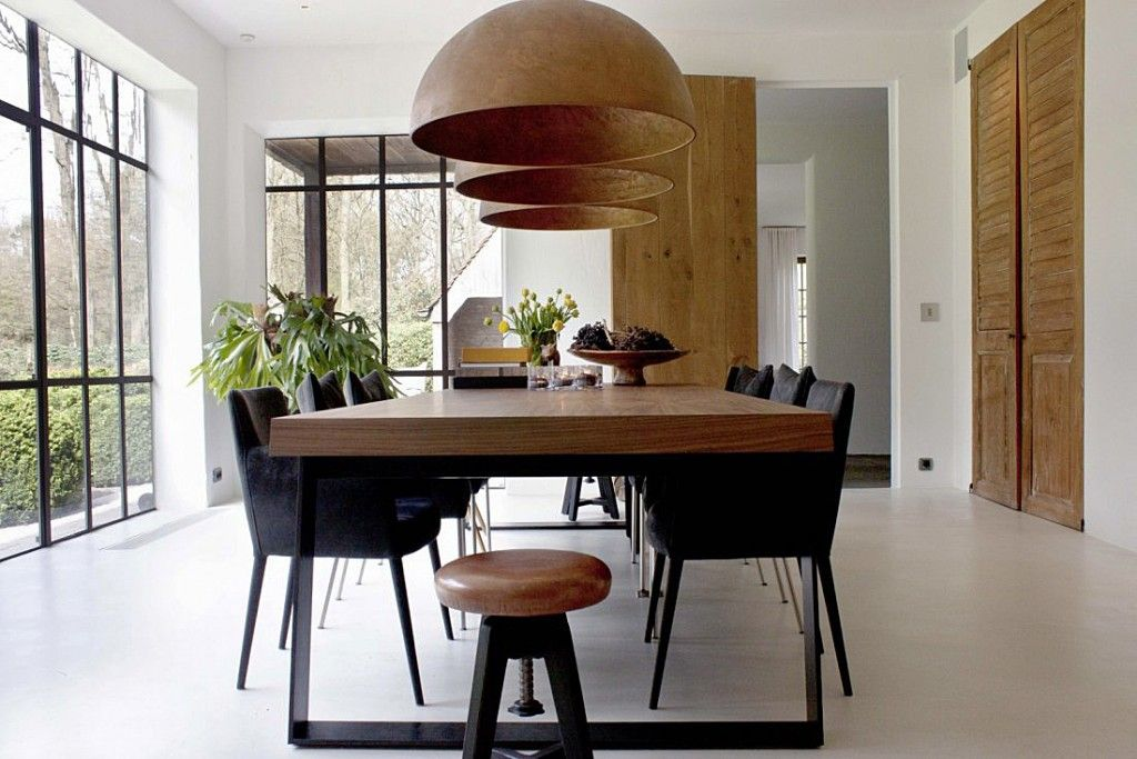 Een modern klassiek interieur | Pinterest | Esszimmer, Zuhause und Stuhl
