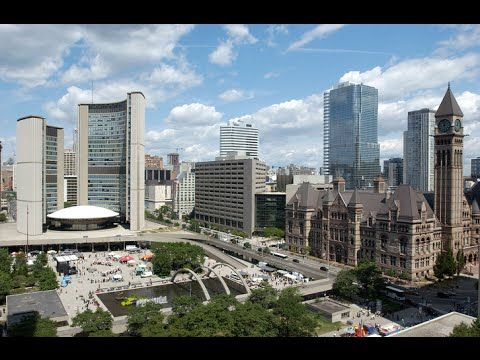 Toronto is the most populous city in Canada
