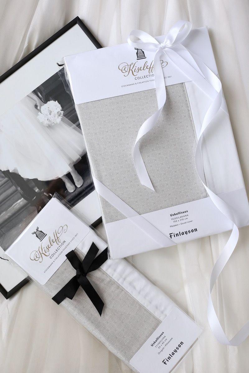 Homevialaura   Finlayson Kiseleff Collection   Stockmann   wedding gift idea   stylish bedlinen
