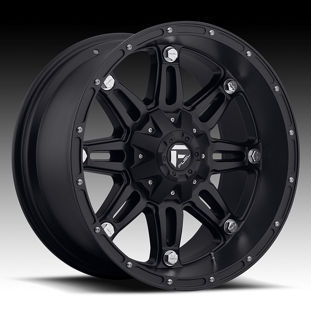 My Husband Would Like These I Have Always Wanted A Blacked Out Car I Got The Black Car And The Blacked Out Tin Fuel Offroad Wheels Truck Wheels Fuel Wheels