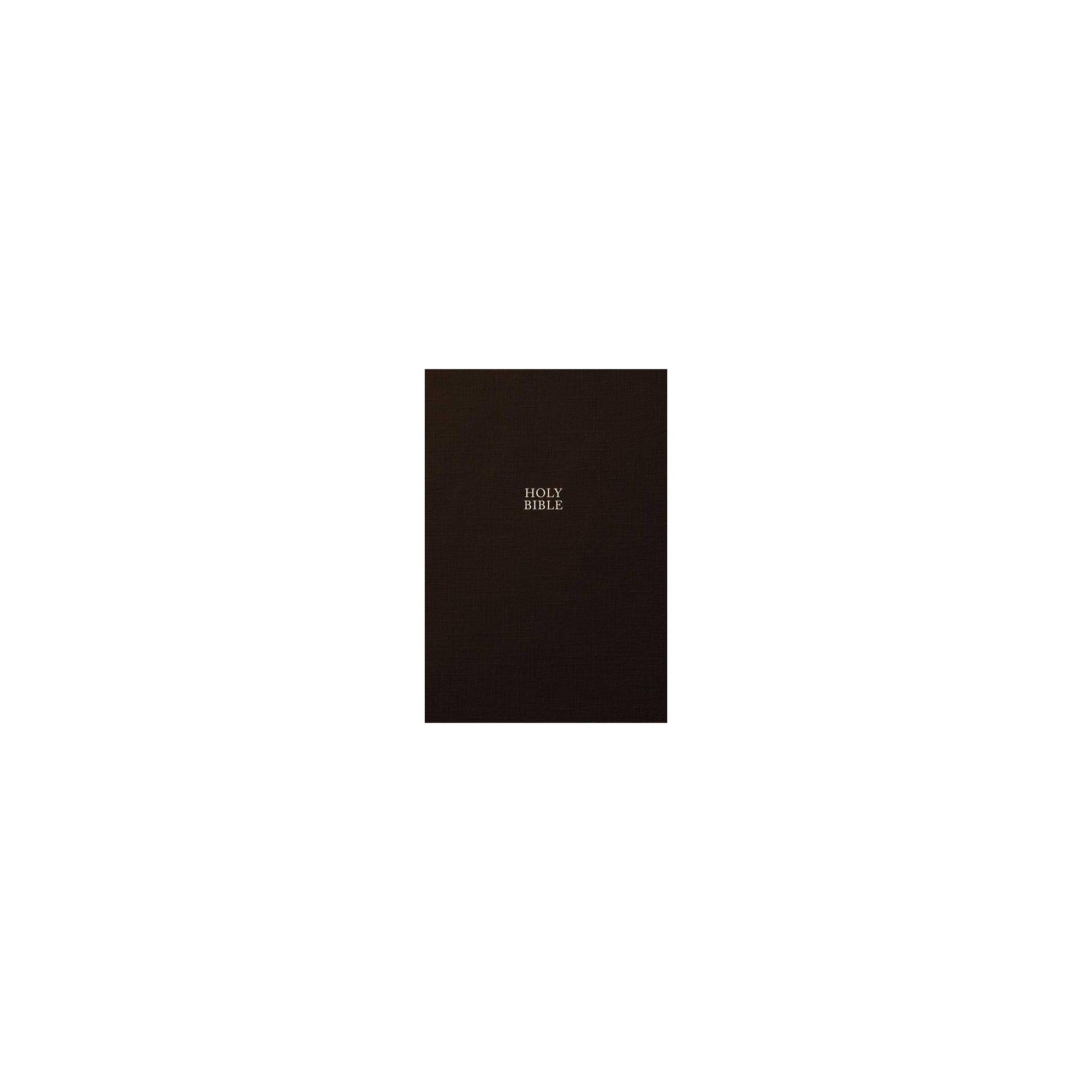 The Kjv Open Bible Hardcover Brown Red Letter Edition Comfort